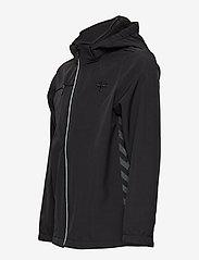 Hummel - HMLCHRISTER JACKET - insulated jackets - black - 3
