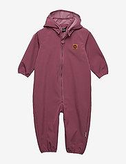 Hummel - HMLMAROON SUIT - outerwear - tulipwood - 0