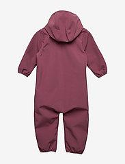Hummel - HMLMAROON SUIT - outerwear - tulipwood - 1