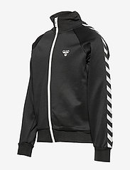 Hummel - HMLKICK ZIP JACKET - sweatshirts - black - 2