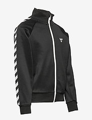 Hummel - HMLKICK ZIP JACKET - sweatshirts - black - 3