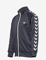 Hummel - HMLKICK ZIP JACKET - sweatshirts - ombre blue - 2