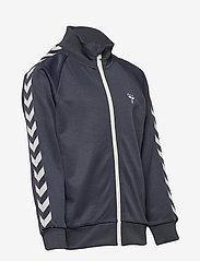 Hummel - HMLKICK ZIP JACKET - sweatshirts - ombre blue - 3