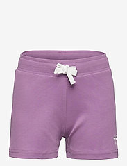 Hummel - HMLNILLE SHORTS - shorts - chinese violet - 0