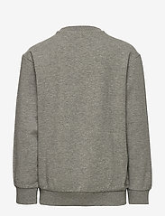 Hummel - HMLDOS SWEATSHIRT - sweatshirts - medium melange - 1