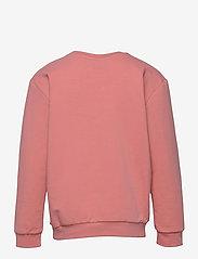 Hummel - HMLDOS SWEATSHIRT - sweatshirts - tea rose - 1
