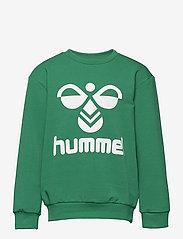 Hummel - HMLDOS SWEATSHIRT - sweatshirts - ultramarine green - 0