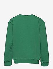 Hummel - HMLDOS SWEATSHIRT - sweatshirts - ultramarine green - 1