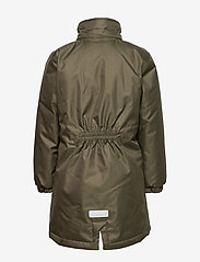 Hummel - hmlLISE COAT - insulated jackets - forest night - 4