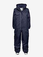 Hummel - hmlSOUL SNOWSUIT - snowsuit - black iris - 0