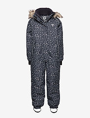 Hummel - hmlBLUSH SNOWSUIT - snowsuit - graphite/shadow grey - 0