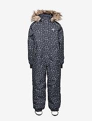 Hummel - hmlBLUSH SNOWSUIT - snowsuit - graphite/shadow grey - 1
