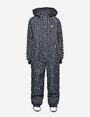 Hummel - hmlBLUSH SNOWSUIT - snowsuit - graphite/shadow grey - 7