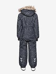 Hummel - hmlBLUSH SNOWSUIT - snowsuit - graphite/shadow grey - 9