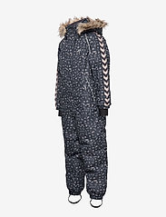 Hummel - hmlBLUSH SNOWSUIT - snowsuit - graphite/shadow grey - 10