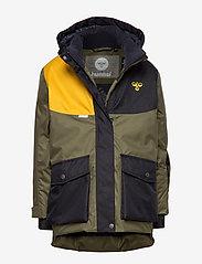 Hummel - hmlSHAUN SKI JACKET - winter jacket - olive night - 0