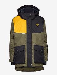 Hummel - hmlSHAUN SKI JACKET - winter jacket - olive night - 1