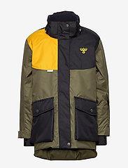 Hummel - hmlSHAUN SKI JACKET - winter jacket - olive night - 6