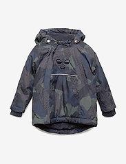 Hummel - hmlJESSIE JACKET - ski jackets - dark navy/olive night - 0