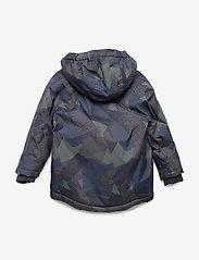 Hummel - hmlJESSIE JACKET - ski jackets - dark navy/olive night - 1
