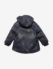 Hummel - hmlJESSIE JACKET - ski jackets - dark navy/olive night - 2