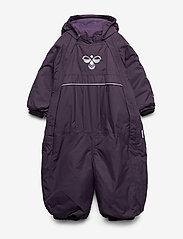 Hummel - hmlSTAR SNOWSUIT - snowsuit - mysterioso - 0