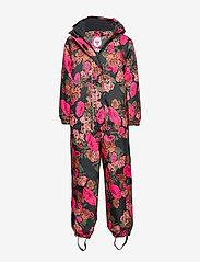 Hummel - hmlROSA SNOWSUIT - snowsuit - multi colour pink - 0