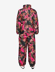Hummel - hmlROSA SNOWSUIT - snowsuit - multi colour pink - 6