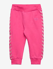 Hummel - hmlMARGRET PANTS - joggings - raspberry sorbet - 0