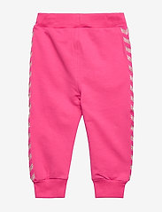 Hummel - hmlMARGRET PANTS - joggings - raspberry sorbet - 1
