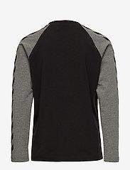 Hummel - hmlBOYS T-SHIRT L/S - long-sleeved t-shirts - black - 1