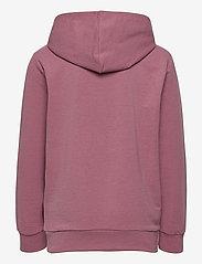 Hummel - hmlCUATRO HOODIE - hoodies - heather rose - 1