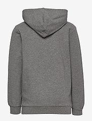 Hummel - hmlCUATRO HOODIE - hoodies - medium melange - 1