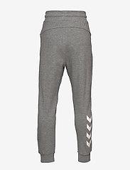 Hummel - hmlPLESS PANTS - sweatpants - medium melange - 1