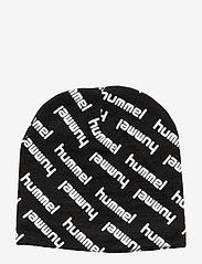 Hummel - hmlCITY BEANIE - chapeaux - black - 0