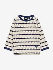 Hummel - hmlKEREM T-SHIRT L/S - long-sleeved t-shirts - turtledove - 0