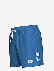 Hummel - hmlRENCE BOARD SHORTS - shorts - brilliant blue - 2