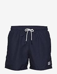 Hummel - hmlRENCE BOARD SHORTS - shorts - peacoat - 0