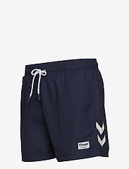 Hummel - hmlRENCE BOARD SHORTS - shorts - peacoat - 2