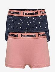 Hummel - hmlROSE UNDERWEAR - underwear sets - black iris - 2