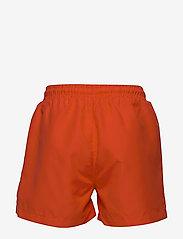 Hummel - hmlBONDI BOARD SHORTS - bademode - mandarin red - 1