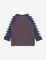 Hummel - hmlTONY T-SHIRT L/S - long-sleeved t-shirts - apricot buff - 1
