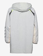 Hummel - hmlWILLY LONG JACKET - sports jackets - harbor mist - 2