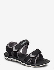 Hummel - SANDAL SPORT JR - sandals - black - 0