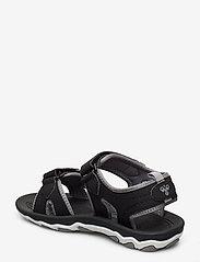 Hummel - SANDAL SPORT JR - sandals - black - 2