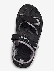 Hummel - SANDAL SPORT JR - sandals - black - 3