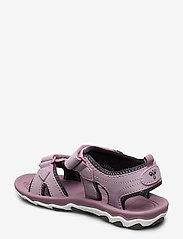 Hummel - SANDAL SPORT JR - sandals - mauve shadow - 2