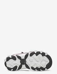 Hummel - SANDAL SPORT JR - sandals - mauve shadow - 4