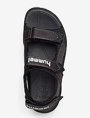 Hummel - SANDAL TREKKING 2 JR - sandals - asphalt - 3