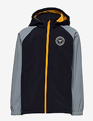 Hummel - hmlFREDERIK SOFTSHELL JACKET - kurtka softshell - night sky - 1